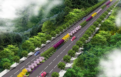 三都县中和至三洞市政大道及周边附属设施建设