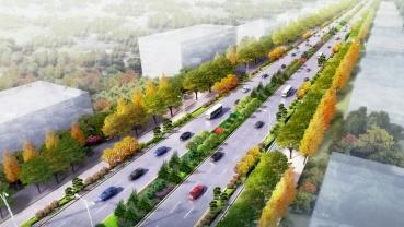 普定县2015年农贸市场片区(一期)城市棚户区改造配套基础设施建设项目