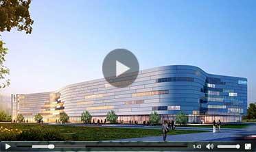 某地区某建筑工程设计项目视频(上)