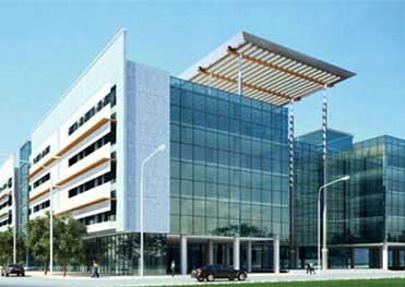 公司业务大楼